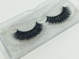 Puro ojo coreano Pestañas 3D Real Mink pelo extensiones de pestañas Pestañas de tira completa para maquillaje belleza 5 pares para la venta desde fabricantes