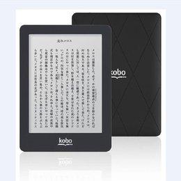 Wholesale E Book Reader Kobo - Wholesale- Original e Book Reader Kobo glo N613 e-ink 1024x768 6 inch 2GB ComfortLight e-book Reader 4 Colors
