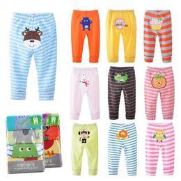 Wholesale Wholesale Busha Leggings - DHL Baby Girl Leggings Popular Baby Pant Tights Baby Girls Boys Leggings Busha PP Pants Wear Children's Leggings Tights