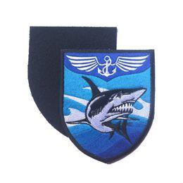 Patchs chinois en Ligne-50PCS porte-avions chinois Liaoning F 15 Morale Tactical Patches Hook Loop Broderie Badge Badges Vente en gros