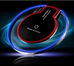 Wholesale Micro Usb Slim - Qi wireless Charging with Support Type-C Micro USB Film Patch Module Fast Wireless Charger pad with Ultra-slim WXK9