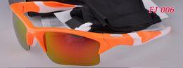 Argentina Nueva Mejor Calidad Polarizada gafas de sol halfJacket 2.0 para mujeres hombre ciclismo deporte gafas de Gafas Suministro