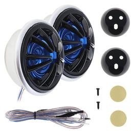 Wholesale Tweeter Speakers Car Audio - 2pcs 150W YH-66 Car Horn Dome Tweeter Audio Loudspeaker Car Stereo Treble Speaker for Cars AUP_43Y