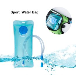Wholesale Reservoir Water - 2L Portable Bicycle water bladder camelback water bag pouch backpack hiking for Outdoor Clycling Traveling Camping Hiking Cycling Climbing