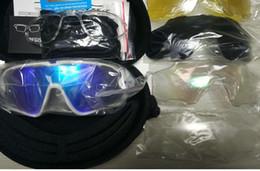 Wholesale Top Cycling Sunglasses - top Quality 5 lens JAWBREAKER Sports Sunglasses Polarized Women Men OO9270 Interchangeable 10 COLORS Jawbreaker Cycling Eyewear With Box