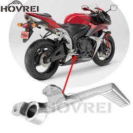 Wholesale Cbr Rear - New Motorcycle Silver Aluminum alloy Rear Brake Lever Pedal For Honda CBR600RR CBR 600 RR 2003 2004 2005 2006