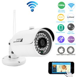 Wholesale Wireless Cctv 2mp - 2016 Limited New Owlcat Wifi Ip Camera Bullet Outdoor Onvif Wireless Network Kamara 2mp Full Hd 1080p 720p Ir Night Security Cctv B16w B11w