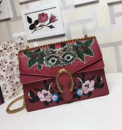 Wholesale Designer Handbags High Quality - New style High quality famous brand new Women Genuine Leather Bag luxury designer Messenger Bags Shoulder Bags handbag #403348 size30*21*9cm