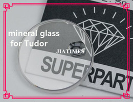 Wholesale Watch Flat - Wholesale- Free Shipping 1pc 29.1mm Flat Mineral Glass Crystal for Watch Crystal Replacement T-74033