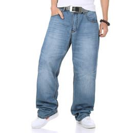 Wholesale Men S Perfumes - Wholesale-2016 famous brand jeans and best quality for man jeans plus size perfume men 1801