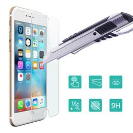 Wholesale Iphone 5g Screen Protector - Ultrathin 0.15mm Flexible Corning Gorilla Glass Premium Tempered Glass Screen Protector Film For iphone 6 6s Plus 5 5s 5C 5G
