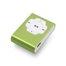 Wholesale Recorder Kids - Wholesale- mini mp3 player music clip sports usb kids speler sd card aux muziek digital lettore mp3 audio players lecteur baladeur mp-3