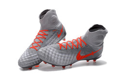 Wholesale Mens Boots Cheapest - Buy Cheapest!!! Men's Football Boots Mens Soccer Shoes Man Sneakers Magista Obra Soccer Cleats Waterproof Soccer Boots Football Shoes