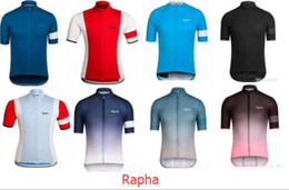 Wholesale Bike Cycling Clothing - Rapha pro cycling jersey 2017 Cycling enthusia Bisiklet sport suit bike maillot ropa ciclismo Bicycle MTB bicicleta clothing
