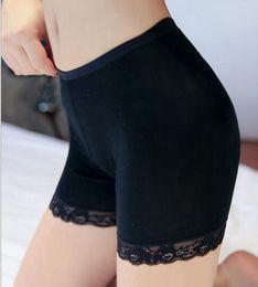 Wholesale Hot Pants Wholesale - Hot ! 20 pcs summer fashion girls short leggings lace short leggings for girls lace safety pants Stretch Short Leggings