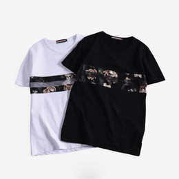 Wholesale Shirt Plus Size Male - New Fashion 2017 Male Cotton T Shirt Printing Trends T-shirt Men Funny Summer Tee Short Sleeves Mens Tops Plus Size