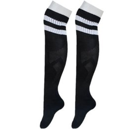 Wholesale Wholesale Soccer Sweats - The Latest Vent Technology Sport Socks Men Or Women High Quality Cotton Football Thickened Towel Breathe Remove Sweat Socks Wholesale