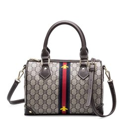 Wholesale Pattern Packets - Famous Brand Women Bags Designer Luxury Handbags Fashion Handbag Shoulder Lady Pattern Bag Small Bee Packet Bag Crossbody Bags