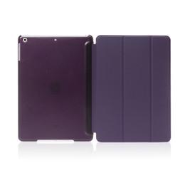 Wholesale Hard Back For Smart Cover - 10 colors For Ipad mini mini2 mini3 mini4 Air Air2 3 4 6Ultra Thin Foilo cover Flip stand Hard Back case 50pcs new arrival