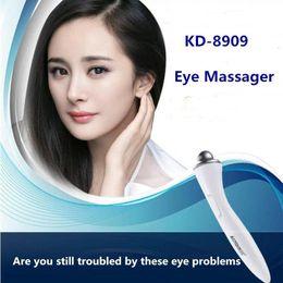 Wholesale Electroporation Device - New Mini Eye Beauty Massager Anti-wrinkle Remover Eye Wrinkle Pen Eyebag Removal Electro Electroporation Machine Skin Care Device
