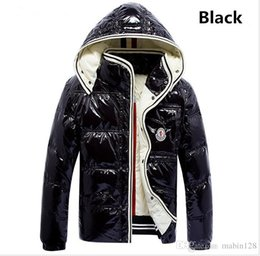 Wholesale clothes drop shipping - Bigease clothing Winter Man high-quality fashion down jacket men women thick coat hooded light brand down jacket S-XXL free drop shipping