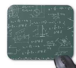 Wholesale Rubber Formula - High-quality wholesale factory direct 260 * 210 * 3mm physics diagrams and formulas anti-skid rubber mouse pad version