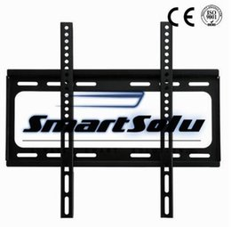 """Wholesale Screen Plasma Tv - HDTV Wall Mount Flat Screen Bracket with Max 110lbs Loading Capacity TV Flat Panel Fixed Mount for 26"""" ~ 55"""" LCD LED Plasma TV"""
