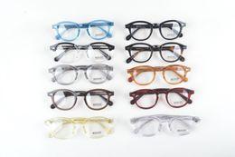 fc9c68642c LEMTOSH glasses frame clear lense johnny depp glasses myopia eyeglasses  Retro oculos de grau men and women myopia eyeglasses frames