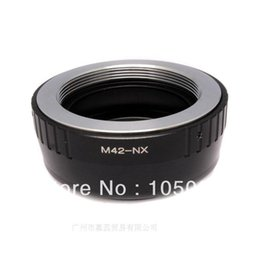 Toptan-42mm M42 Vida lens NX Montaj Adaptörü Halka NX5 NX10 NX11 NX100 NX200 Kamera nereden