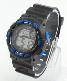 Wholesale Cheap Ceramic Watches Wholesale - Children Cheap Watch Stationery Shop Hot Electronic Watch Male And Female Students Can Be Luminous Waterproof
