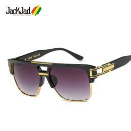 6f51d19ed9c wholesale hip hop sunglasses Promo Codes - Wholesale- JackJad New Fashion Brand  Design Grandmaster Four