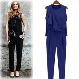 c0a66050dc43 Wholesale- 2016 new rompers womens jumpsuit women overalls for women romper  jumpsuits and rompers playsuit free shipping