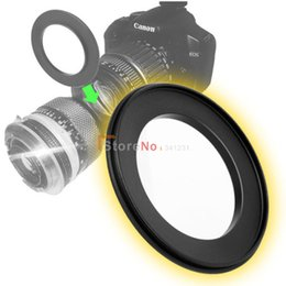 Wholesale extension lens - Wholesale- 2pcs Male to male Lens ring 55mm-67mm 55 to 67mm Macro Reverse Ring for 55 to 67 mm lens Mount For extension tubes adapters