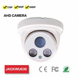 Wholesale Low Price Night Vision Cameras - AHD ir camera supplier low price cctv night vision dome camera