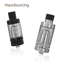 Wholesale Er Glass - Authentic Eleaf MELO RT 22 Atomizer 3.8ml capacity tank Retractable Top Filling Airflow Control with new ER 0.3ohm head