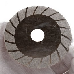 """Wholesale Diamond Cutting Grinding Disc - 4"""" Electroplated Diamond Saw Blade Cutting Wheel Grinding Disc For Angle Grinder #G205M# Best Quality"""