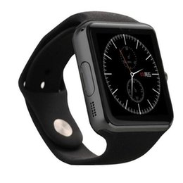 Wholesale New Wrist Mobile Phone - New Watch Phone Q7se Smart Watch Pedometer Wristwatch Sedentary Reminder Anti-Lost SmartWatch with Camera for iOS Android mobile Phone