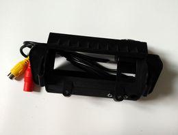 Wholesale Mercedes Benz Parking Sensors - Special Trunk Switch Back Door Handle Camera CCD Car Rear View Camera Reversing Camera For Mercedes Benz C W204 C180 C200 C260