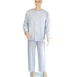 Wholesale Uniform Scrubs - Men Women's Hospital Nursing Uniforms Cotton Patient Clothes Doctor Gowns Wash Clothes Surgical Clothing Nursing Scrubs UC0232
