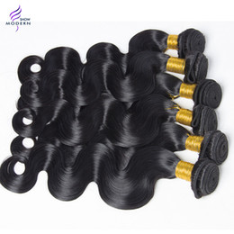 Wholesale Natural Human Hair Mixed Bundle - Raw Healthy Modern Show Hair Products Peruvian Body Wave Human Hair Bundles Peruvian Virgin Hair Bundles 10-28 Inch Mixed Length