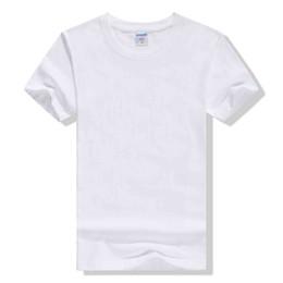 Camisas baratas del color online-13 colores al por mayor baratos 100% algodón hombre camisetas manga corta moda transpirable blanco negro color del caramelo hombre camisetas para hombre ropa superior