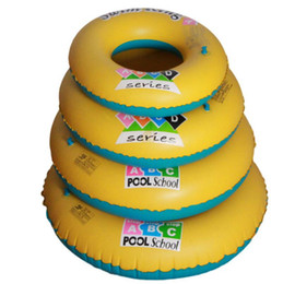 Wholesale Women Pvc Collar - Multi Size Adult Child Water Sport Mounts Soft PVC Men Women Kids Life Buoys Safe Comfortable Inflatable Swimming Collars Rings Life Belt