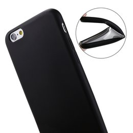 Argentina Caso De Lujo Para Iphone 6 6S S 5S 5 7 Niñas Coque Negro Teléfono Bolso Funda TPU Silicona Soft Cover De Caucho Para Iphone 6 Plus black rubber girls deals Suministro