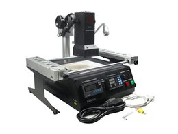 Wholesale Ir Soldering Station - free shipping ! LY IR 6000 V.3 BGA Rework Station for lead-free soldering rework for sale