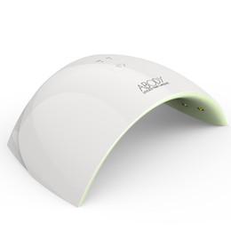 Wholesale Cheap Nail Dryers - Cheap Dryers Abody SUN9C LED UV Lamp Nail Dryer White Light Fingernail & Toenail Gel Polish Fast Curing Nail Art Lamp