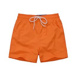 c7f585f6ada91 New Style horse lqpolos brand Men's brand Shorts Summer polo Beach Surf  Swim Sport Swimwear Boardshorts gym Bermuda basketball shorts 001A