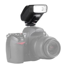 Wholesale Camera Mark Ii - Viltrox JY-610 II Univeral On-camera Mini Flash Speedlite for Nikon D3300 D5300 D7100 for Canon 5D Mark II III DSLR Cameras