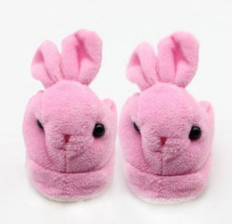 Wholesale Wholesale Hot Monkey - Hot Doll accessories ,pink Rabbit slippers fit 18