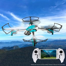 Wholesale Toy Helicopter Design - 2016 Modular Design Drone KaiDeng PANTONMA K80 With 6 Axis Gyro Brushed Motor High-Defintion Quadcopter RC Helicopter