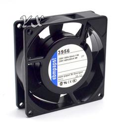 2020 ebmpapst lüfter freies Verschiffen Qualität neuer TYP3956 Deutschland EBMPAPST Ventilator 230V 92 * 95 * 25 Hochtemperaturventilator, Kühlventilator günstig ebmpapst lüfter